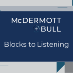 M+B Webcast Series: Blocks to Listening